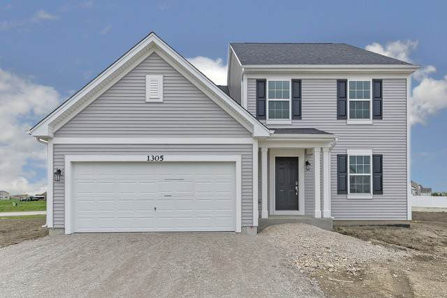 1064 Vermillion Lot #1502 Street, Plano, IL 60545 (MLS #10803592) :: BN Homes Group