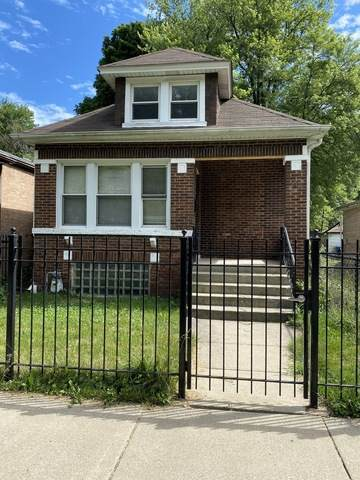 843 W 50th Street, Chicago, IL 60609 (MLS #10803724) :: Angela Walker Homes Real Estate Group