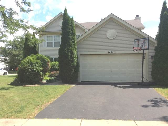 14211 S Hillsdale Court, Plainfield, IL 60544 (MLS #10803768) :: Angela Walker Homes Real Estate Group