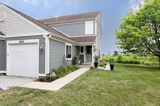 2641 Prairieview Lane S, Aurora, IL 60502 (MLS #10803778) :: John Lyons Real Estate