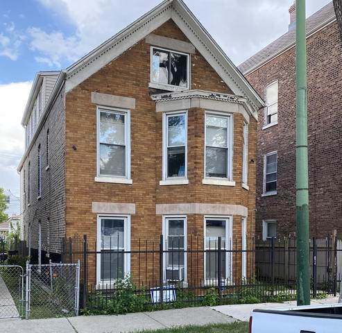 2717 S Drake Avenue, Chicago, IL 60623 (MLS #10803782) :: Angela Walker Homes Real Estate Group