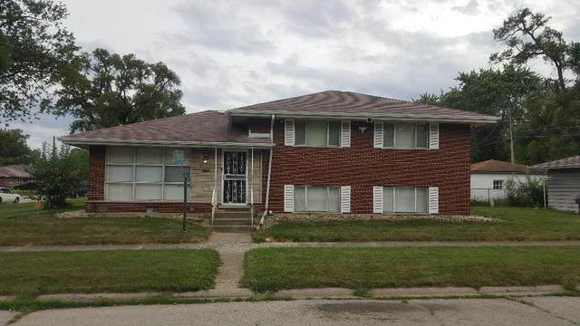 14700 Avalon Avenue, Dolton, IL 60419 (MLS #10803807) :: Angela Walker Homes Real Estate Group