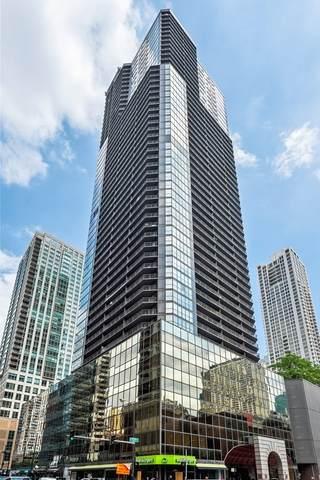 10 E Ontario Street #910, Chicago, IL 60611 (MLS #10803844) :: John Lyons Real Estate