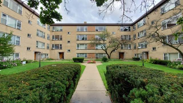 2623 W Fitch Avenue 2E, Chicago, IL 60645 (MLS #10803878) :: Angela Walker Homes Real Estate Group