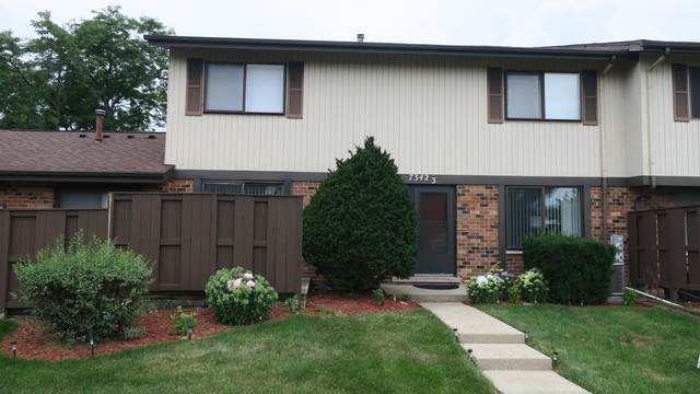 7342 Winthrop Way #3, Downers Grove, IL 60516 (MLS #10803887) :: The Wexler Group at Keller Williams Preferred Realty