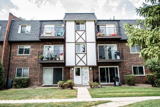 9457 Bay Colony Drive 2S, Des Plaines, IL 60016 (MLS #10803981) :: John Lyons Real Estate