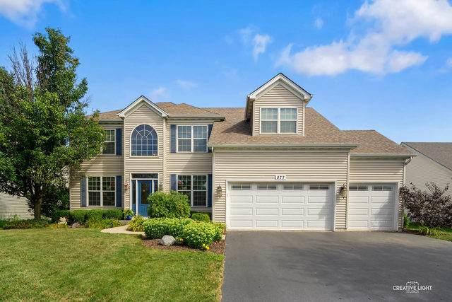 577 Bluestem Drive, Yorkville, IL 60560 (MLS #10803988) :: O'Neil Property Group