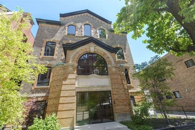 1849 N Hermitage Avenue #203, Chicago, IL 60622 (MLS #10804001) :: Touchstone Group