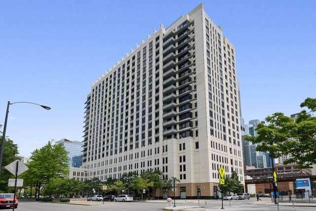 1255 S State Street #1113, Chicago, IL 60605 (MLS #10804020) :: Touchstone Group