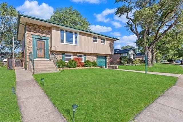 16424 Craig Drive, Oak Forest, IL 60452 (MLS #10804067) :: John Lyons Real Estate