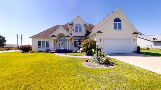 1507 E Amy Drive, Mahomet, IL 61853 (MLS #10804087) :: Ryan Dallas Real Estate