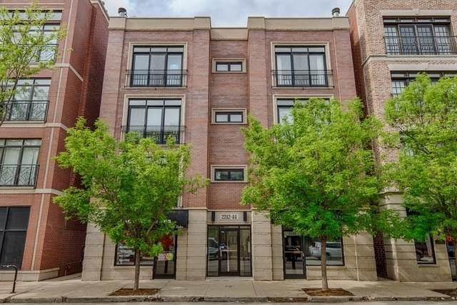 2244 W Belmont Avenue 4W, Chicago, IL 60618 (MLS #10804116) :: Touchstone Group