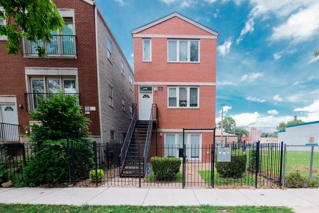 3018 W Lexington Street, Chicago, IL 60612 (MLS #10804159) :: Property Consultants Realty
