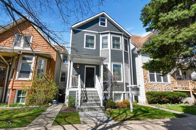 1830 W Warner Avenue, Chicago, IL 60613 (MLS #10804176) :: Touchstone Group