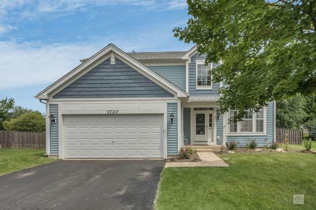 1720 Seaton Court, Aurora, IL 60503 (MLS #10804203) :: John Lyons Real Estate