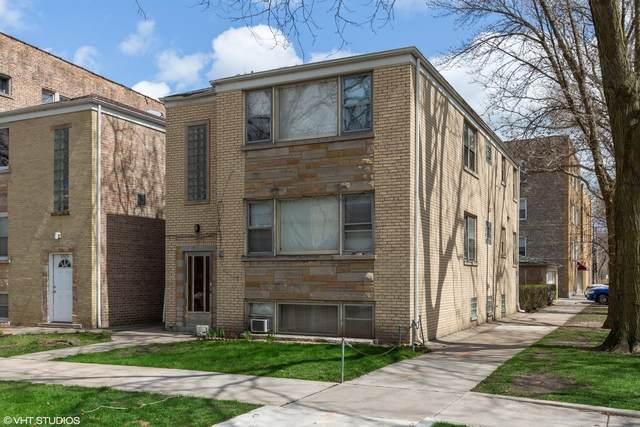 5801 N Artesian Avenue, Chicago, IL 60659 (MLS #10804233) :: John Lyons Real Estate