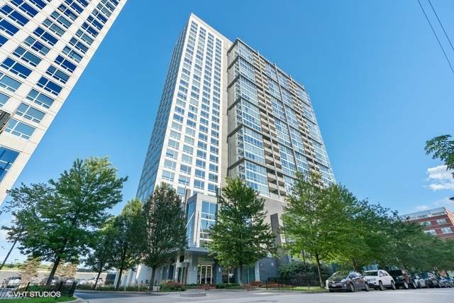 1901 S Calumet Avenue #2107, Chicago, IL 60616 (MLS #10804240) :: Touchstone Group