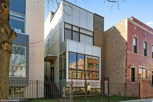 2615 W Huron Street, Chicago, IL 60612 (MLS #10804243) :: Property Consultants Realty