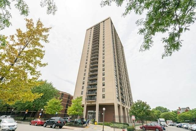 3001 S Michigan Avenue #1805, Chicago, IL 60616 (MLS #10804255) :: Angela Walker Homes Real Estate Group