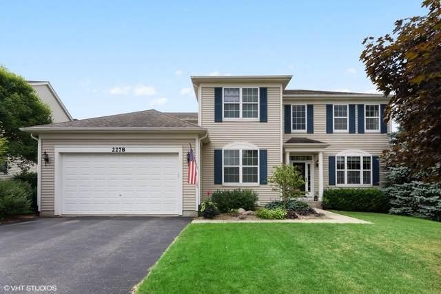 2278 Trailside Lane, Wauconda, IL 60084 (MLS #10804256) :: John Lyons Real Estate