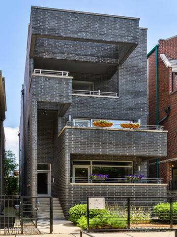 923 N Winchester Avenue #2, Chicago, IL 60622 (MLS #10804283) :: John Lyons Real Estate