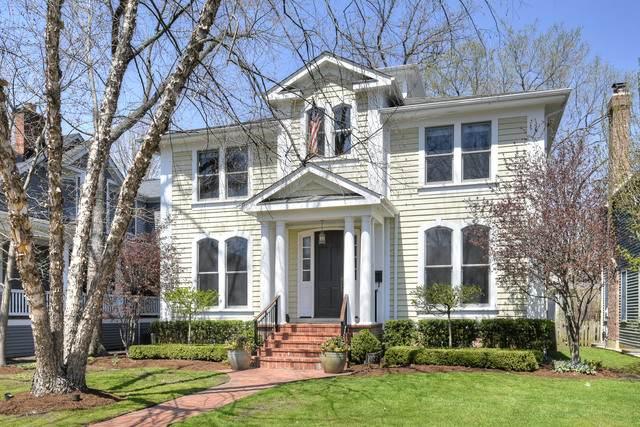 1027 Spruce Street, Winnetka, IL 60093 (MLS #10804298) :: John Lyons Real Estate
