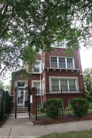 4631 S Ellis Avenue 3F, Chicago, IL 60653 (MLS #10804309) :: John Lyons Real Estate