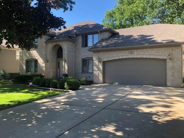 111 Florina Court, Wood Dale, IL 60191 (MLS #10804319) :: Angela Walker Homes Real Estate Group