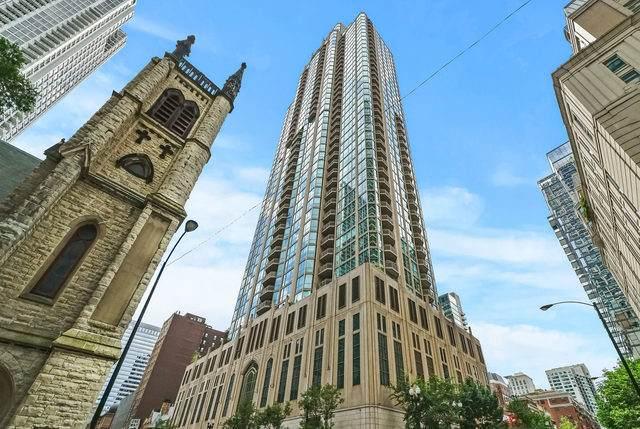 21 E Huron Street #1803, Chicago, IL 60611 (MLS #10804320) :: Angela Walker Homes Real Estate Group