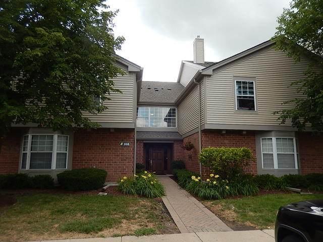 108 White Oak Court #8, Schaumburg, IL 60195 (MLS #10804341) :: Angela Walker Homes Real Estate Group