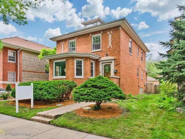9604 S Hamilton Avenue, Chicago, IL 60643 (MLS #10804365) :: Angela Walker Homes Real Estate Group