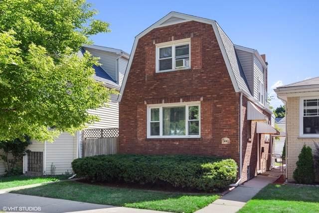 3643 N Sacramento Avenue, Chicago, IL 60618 (MLS #10804394) :: John Lyons Real Estate