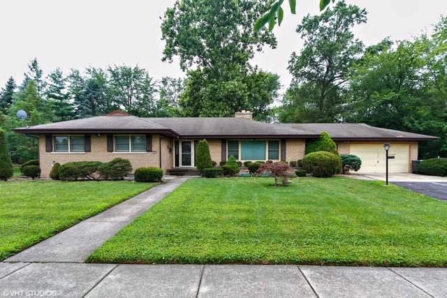 1006 Gardner Road, Flossmoor, IL 60422 (MLS #10804446) :: The Wexler Group at Keller Williams Preferred Realty
