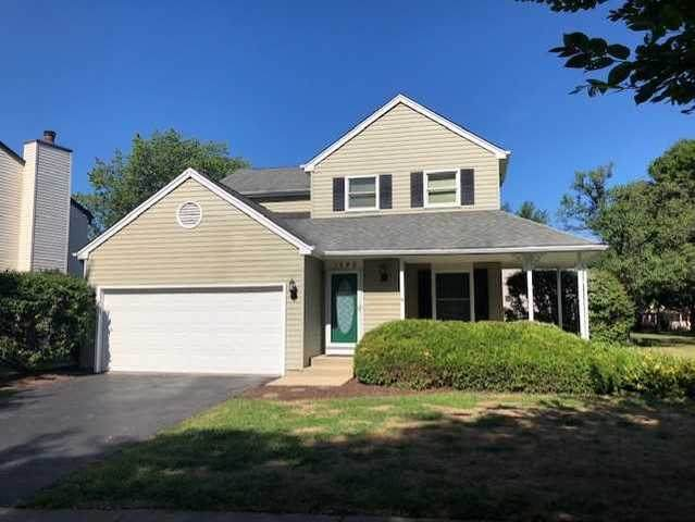 1649 Carnegie Court, Naperville, IL 60565 (MLS #10804461) :: The Wexler Group at Keller Williams Preferred Realty