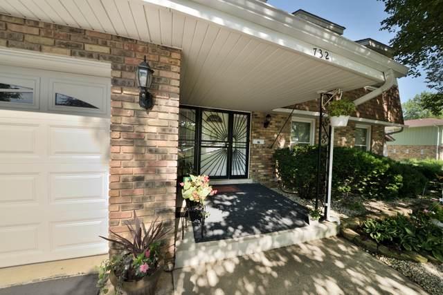 732 Kostner Avenue, Matteson, IL 60443 (MLS #10804533) :: John Lyons Real Estate