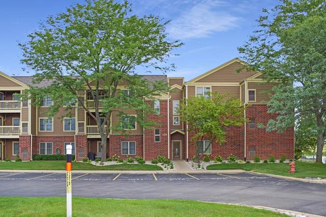 129 Glengarry Drive #109, Bloomingdale, IL 60108 (MLS #10804571) :: John Lyons Real Estate