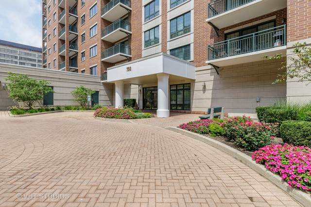 750 Pearson Street 1-501, Des Plaines, IL 60016 (MLS #10804572) :: Helen Oliveri Real Estate