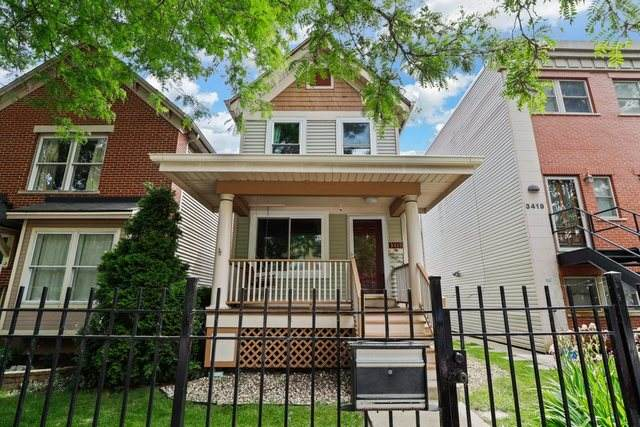 3415 S Indiana Avenue, Chicago, IL 60616 (MLS #10804575) :: John Lyons Real Estate