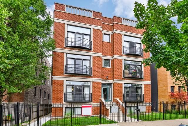 1827 N Fairfield Avenue 1N, Chicago, IL 60647 (MLS #10804594) :: Touchstone Group