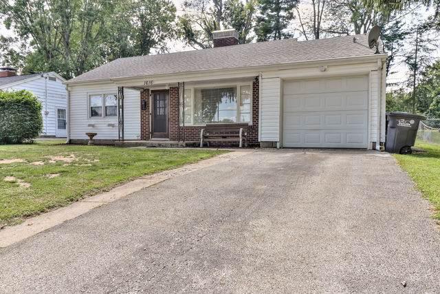 1616 N Jackson Street, Danville, IL 61832 (MLS #10804600) :: Property Consultants Realty