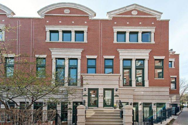 2036 N Sedgwick Street G, Chicago, IL 60614 (MLS #10804605) :: Touchstone Group