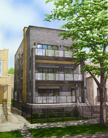 2338 W Dickens Avenue #3, Chicago, IL 60647 (MLS #10804622) :: Touchstone Group