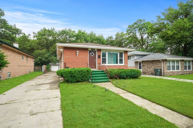 14814 Ellis Avenue, Dolton, IL 60419 (MLS #10804628) :: Angela Walker Homes Real Estate Group