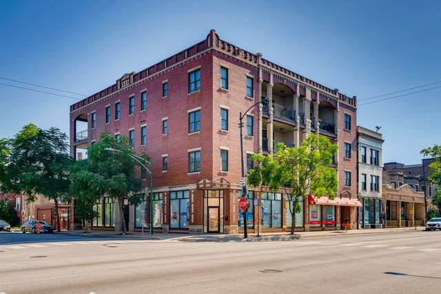 803 N Campbell Avenue 1B, Chicago, IL 60624 (MLS #10804686) :: Property Consultants Realty