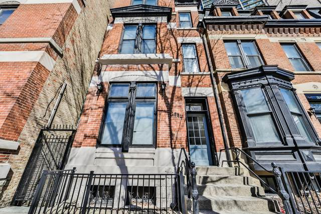 1851 Lincoln Avenue, Chicago, IL 60614 (MLS #10804691) :: Touchstone Group