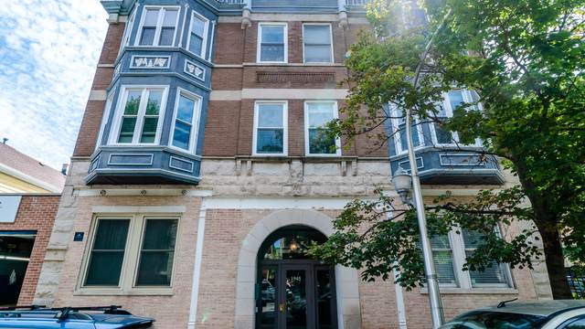 1945 N Sheffield Avenue #101, Chicago, IL 60614 (MLS #10804746) :: Touchstone Group
