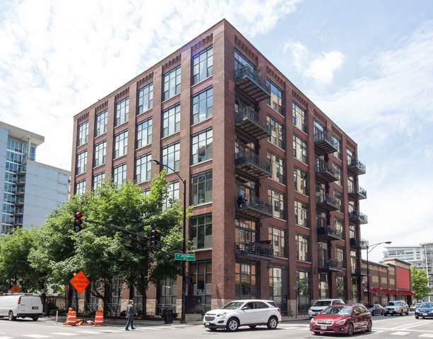 701 W Jackson Boulevard #102, Chicago, IL 60661 (MLS #10804766) :: Touchstone Group