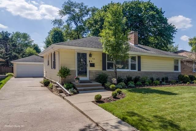 714 Franklin Street, Hinsdale, IL 60521 (MLS #10804771) :: Lewke Partners