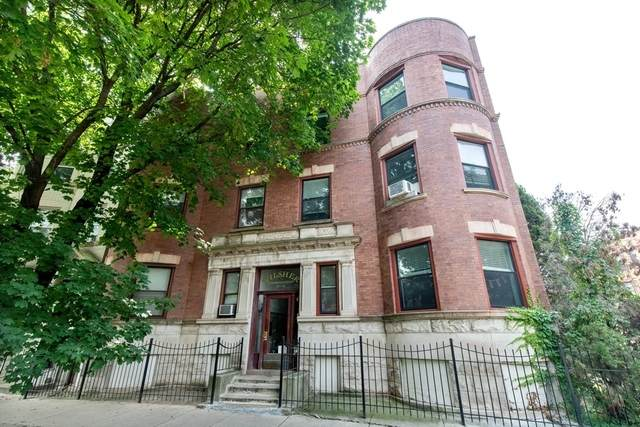 921 W Sheridan Road #1, Chicago, IL 60613 (MLS #10804794) :: Touchstone Group