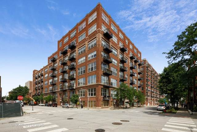 1500 W Monroe Street #727, Chicago, IL 60607 (MLS #10804809) :: Touchstone Group
